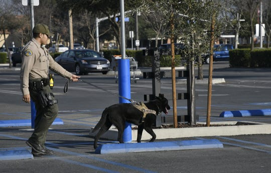 A bomb scare at Tulare's Home Depot on Saturday, Feb. 23, 2019, closed the store for more than two hours.