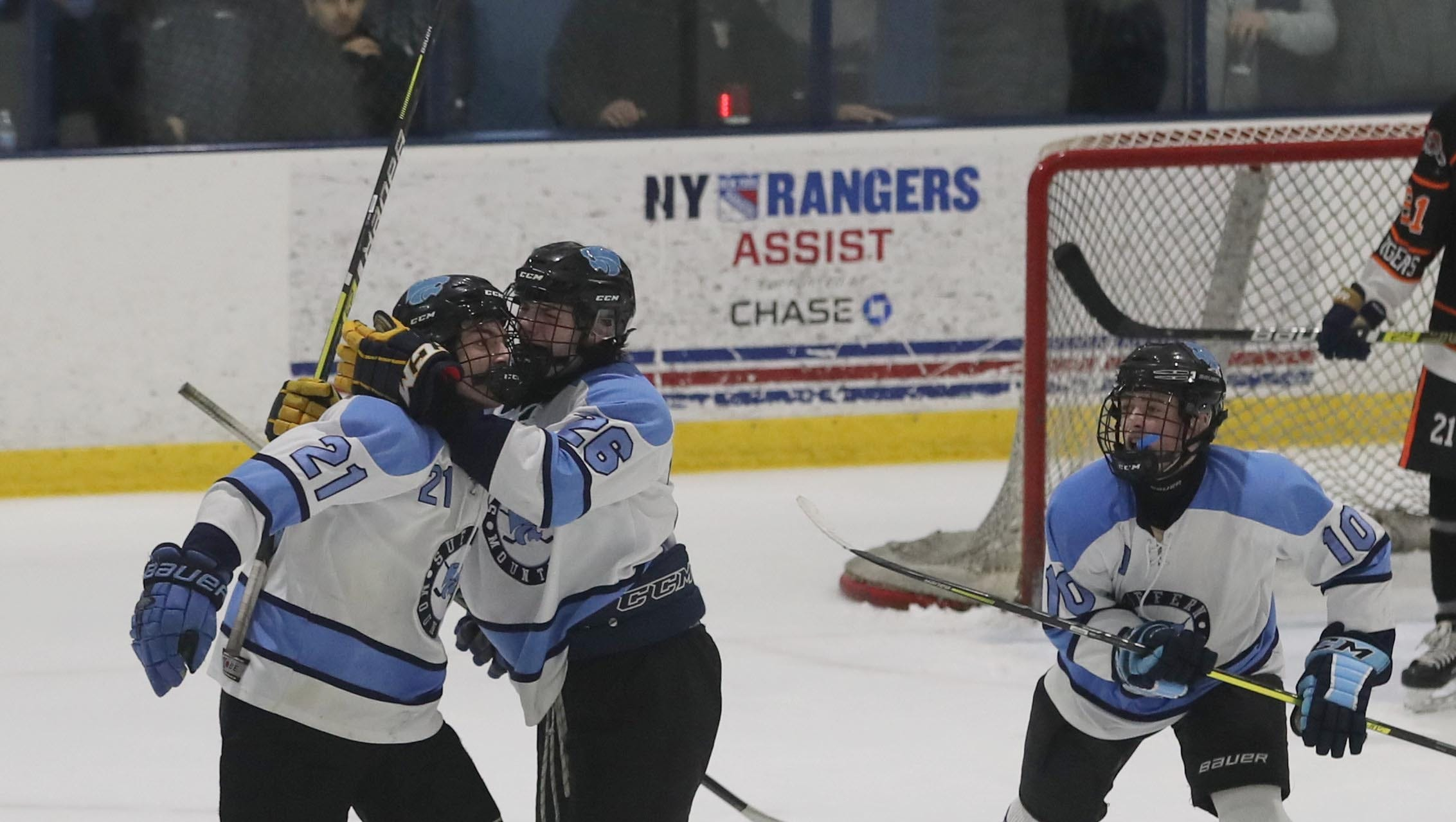 Hockey: Foresta and Wishart highlight the lohud Section 1 all-tournament picks