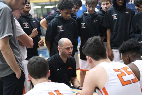 Tuckahoe defeated Alexander Hamilton 59-45 to win the boys basketball Section 1 Class C championship at Pace University in Pleasantville Feb. 23,  2019.