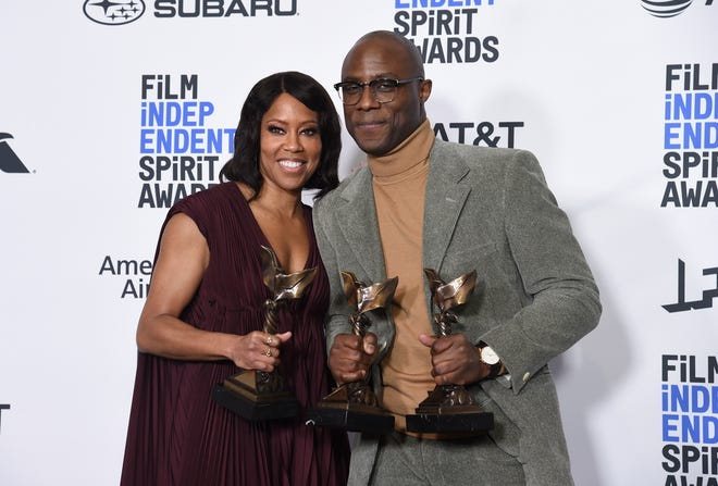 """Regina King was two major awards as best supporting actress for Barry Jenkins' """"If Beale Street Could Talk."""""""