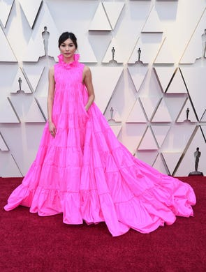 """In a 2019 interview with <a href=""""https://www.glamourmagazine.co.uk/article/gemma-chan-captain-marvel-feminism-interview-march-2019"""">Glamour UK</a>, Gemma Chan spoke about racial discrimination she encountered in Hollywood, saying she was&nbsp;overlooked by casting directors for being both &quot;too Asian&quot; and &quot;not Asian enough.&quot;"""