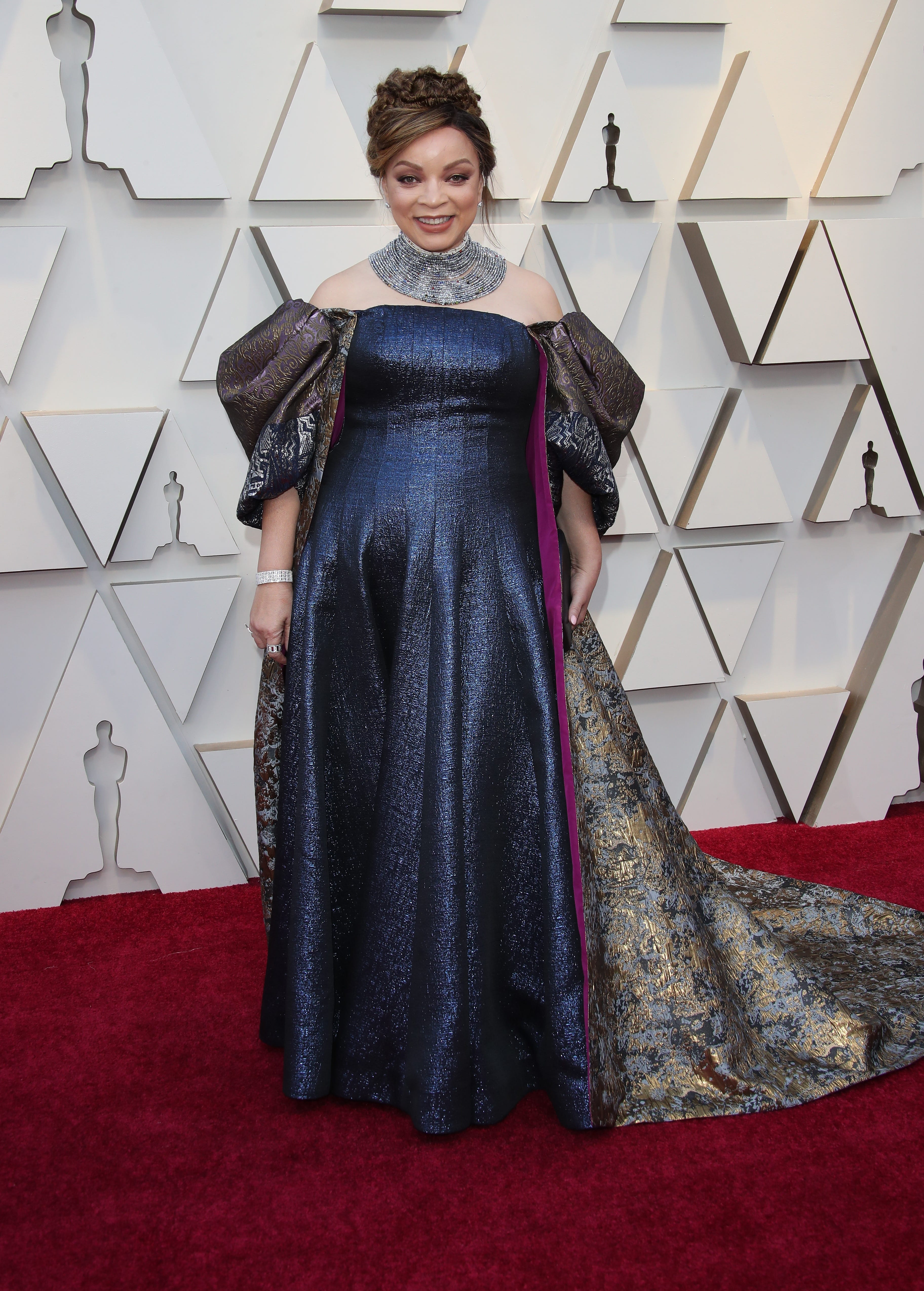 February 24, 2019; Los Angeles, CA, USA; Ruth E. Carter arrives at the 91st Academy Awards at the Dolby Theatre. Mandatory Credit: Dan MacMedan-USA TODAY NETWORK (Via OlyDrop)