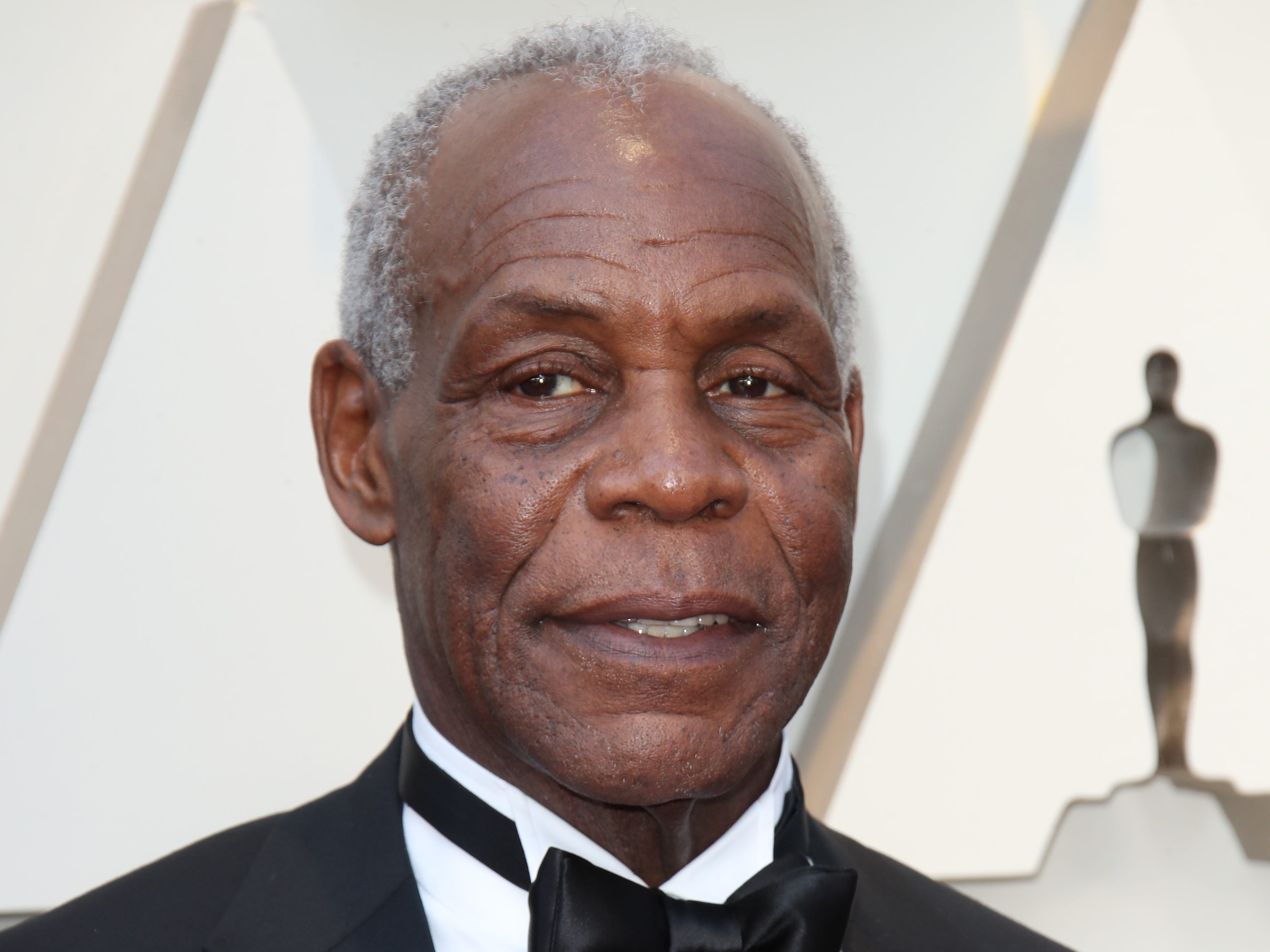 February 24, 2019; Los Angeles, CA, USA; Danny Glover arrives at the 91st Academy Awards at the Dolby Theatre. Mandatory Credit: Dan MacMedan-USA TODAY NETWORK (Via OlyDrop)