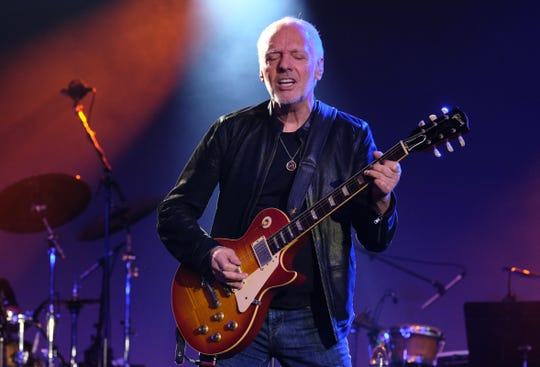 Peter Frampton announced dates for his farewell tour on Friday.