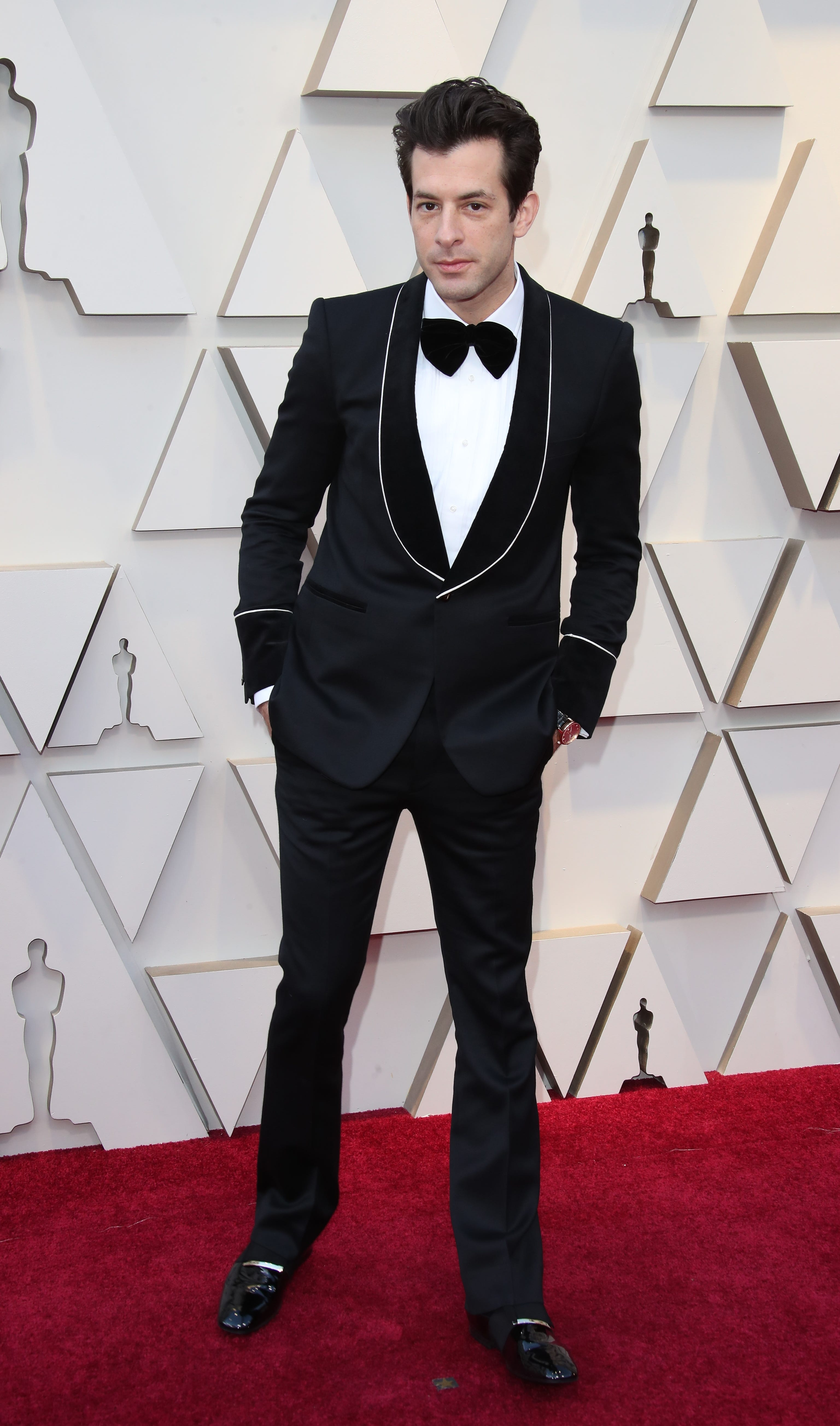 February 24, 2019; Los Angeles, CA, USA; Mark Ronson arrives at the 91st Academy Awards at the Dolby Theatre. Mandatory Credit: Dan MacMedan-USA TODAY NETWORK (Via OlyDrop)