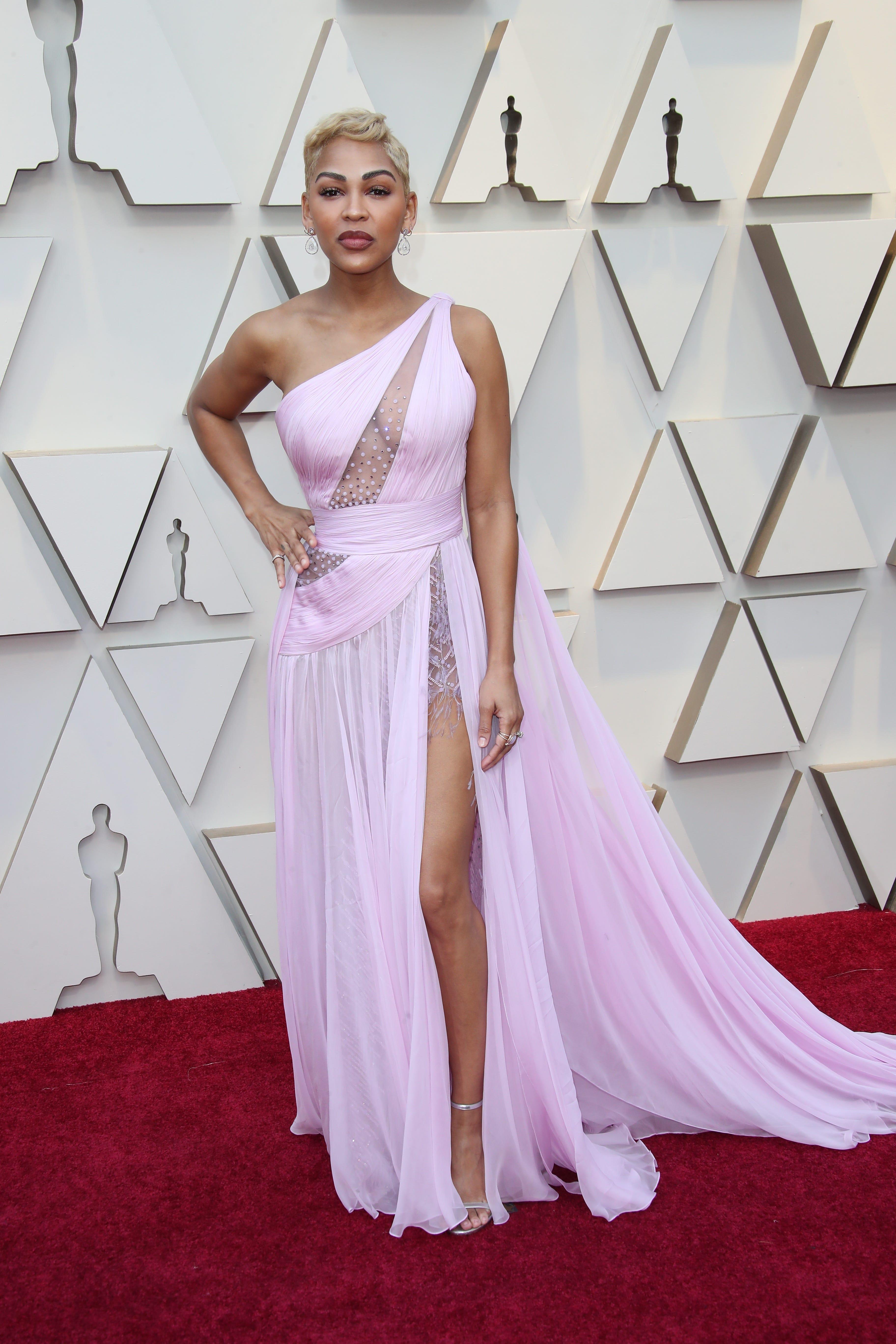 Megan Good Inspired Prom Dresses