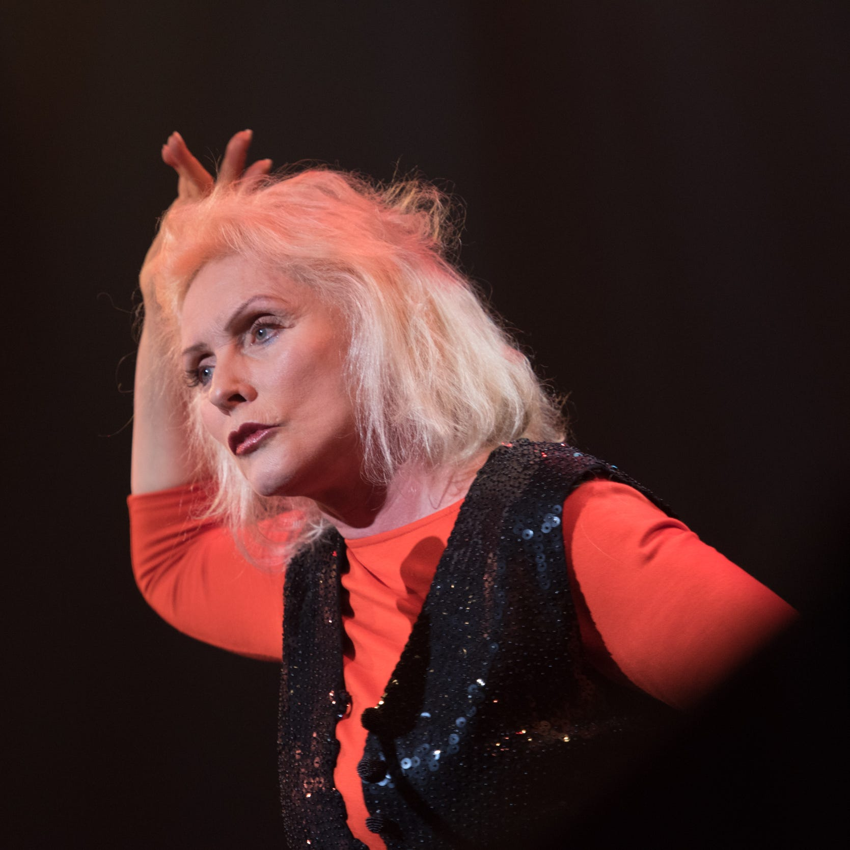 Blondie headlining Basie Center summer gala