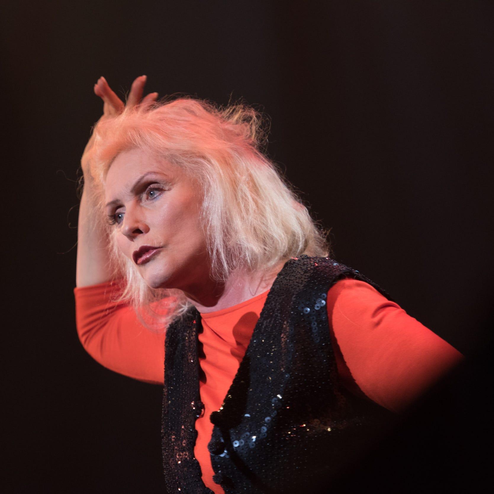 Blondie headlining Basie Center summer gala