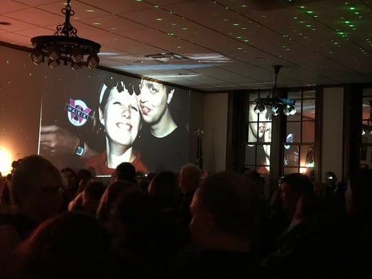 The 13th annual Matt Pinfield-era Meloday Reunion at the New Brunswick Elks Club on Saturday, Feb. 23.