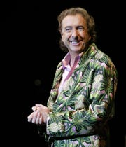 Eric Idle performs at the Count Basie Theatre in Red Bank, Oct. 23, 2003.