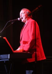 Tim McLoone on Dec. 23, 2012 at the Hope Concert VI at the Count Basie Thearte, Red Bank.