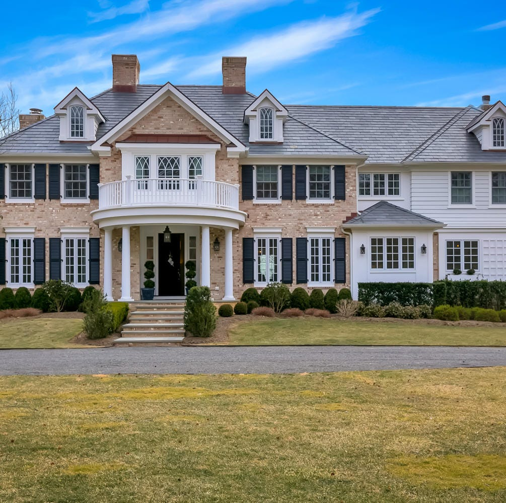Exquisite details and more in Rumson home