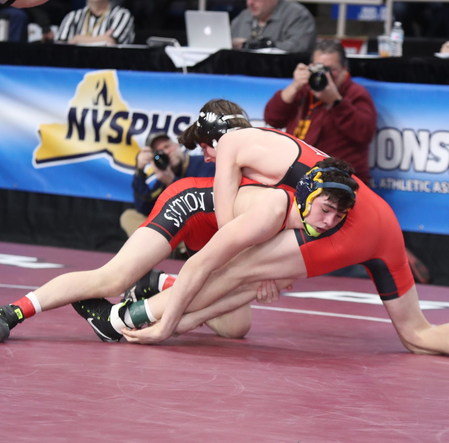 At NY state wrestling championships, Section 4 regains its footing: Rob Centorani column