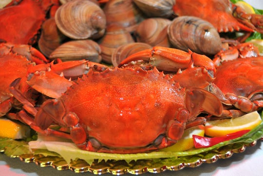 Grant Seafood Festival will feature fried shrimp and oysters on the half shell, crab dishes, lobster bisque and more.