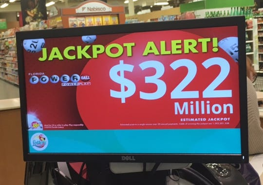 Interest is growing as the Powerball jackpot prize rises.