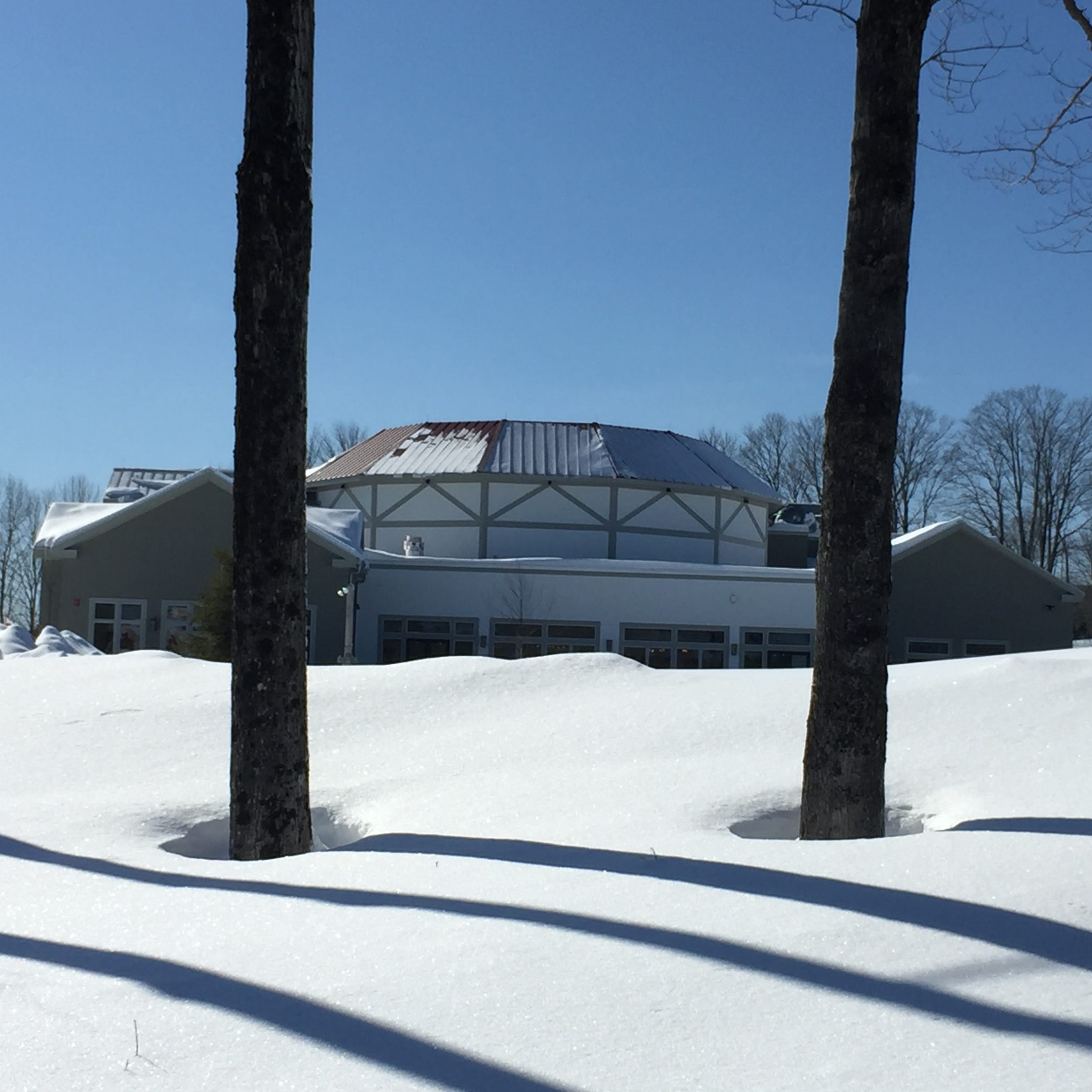 Can a 263-seat performing-arts venue survive in a remote Vermont town of 800?