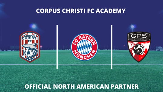 Corpus Christi FC Academy has announced a partnership with Germany's FC Bayern Munich.