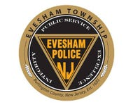 Evesham police are looking for two men who allegedly robbed a Federal Express driver of a package she was attempting to deliver to a home in Marlton.