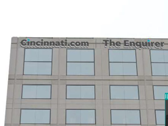 A rendering of the new signage slated to be installed at 312 Elm Street.