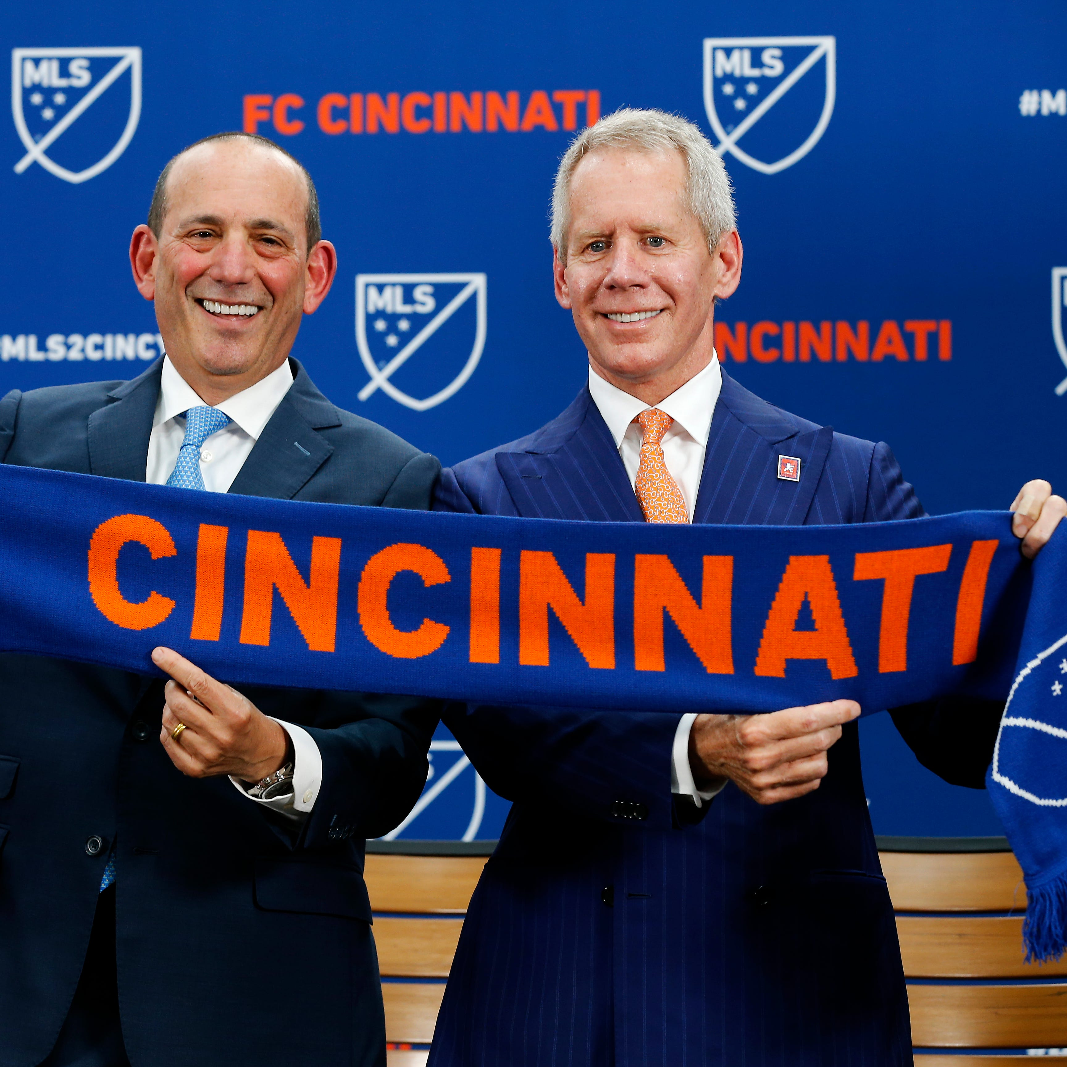 MLS announces plans to expand to 30 teams in coming years