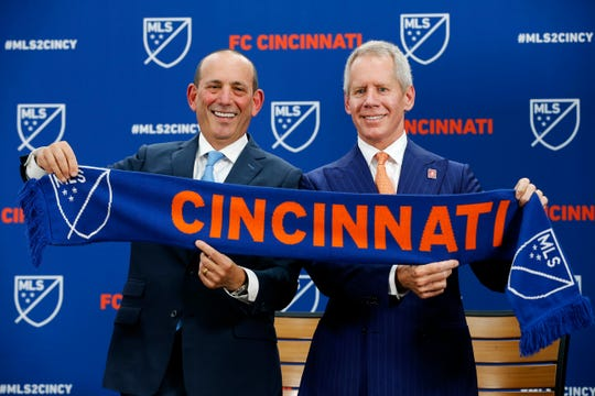 FC Cincinnati became Major League Soccer's 24th franchise when it began play this season.