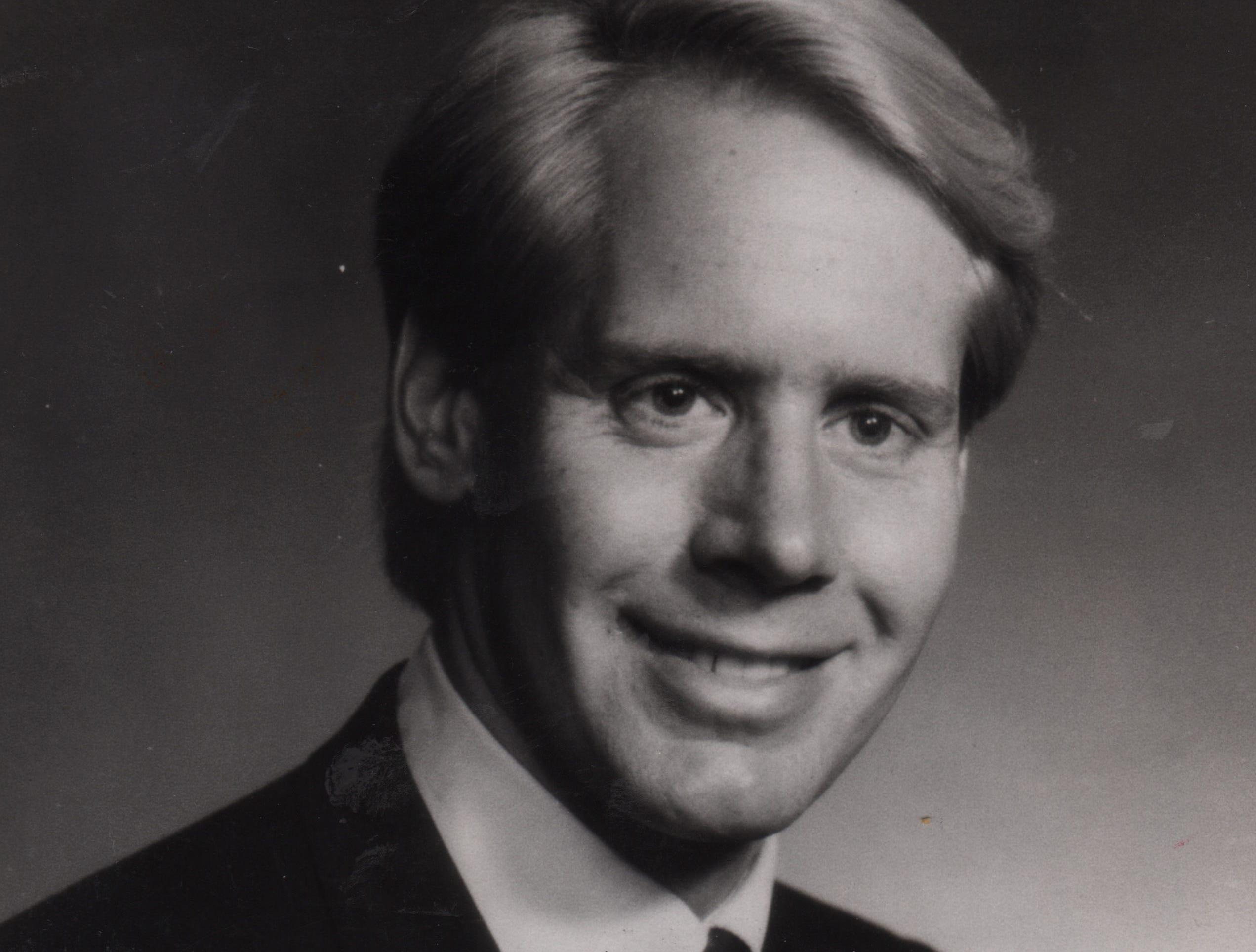 Carl Lindner III in 1984.