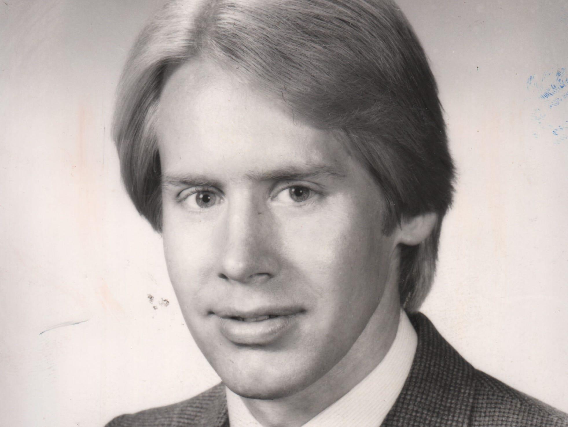 Carl Lindner III in 1981.