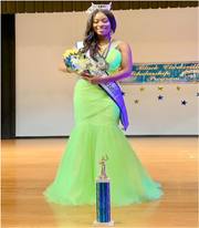 Ajayla Shanell Rasin was crowned the 2019 Miss Black Clarksville.