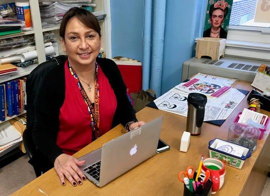 "Soehl Middle School Spanish teacher Eliana Peñaranda has been included among ""Teachers Who Make Magic"" by radio station Magic 98.3 and the New Jersey Education Association."