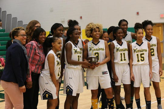 Franklin celebrates its second straight Somerset County championship