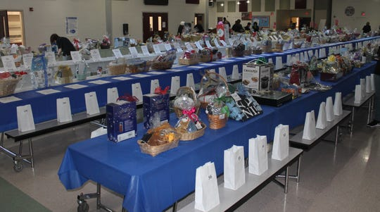 The Franklin Woman's Club will host its 26th annual Tricky Tray Basket Auction on Friday, March 22, at Franklin High School, 500 Elizabeth Ave. in the Somerset section of Franklin Township.