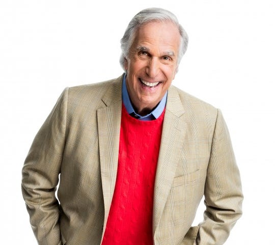 Henry Winkler is coming to the Motor City Comic Con on May 17-19, 2019