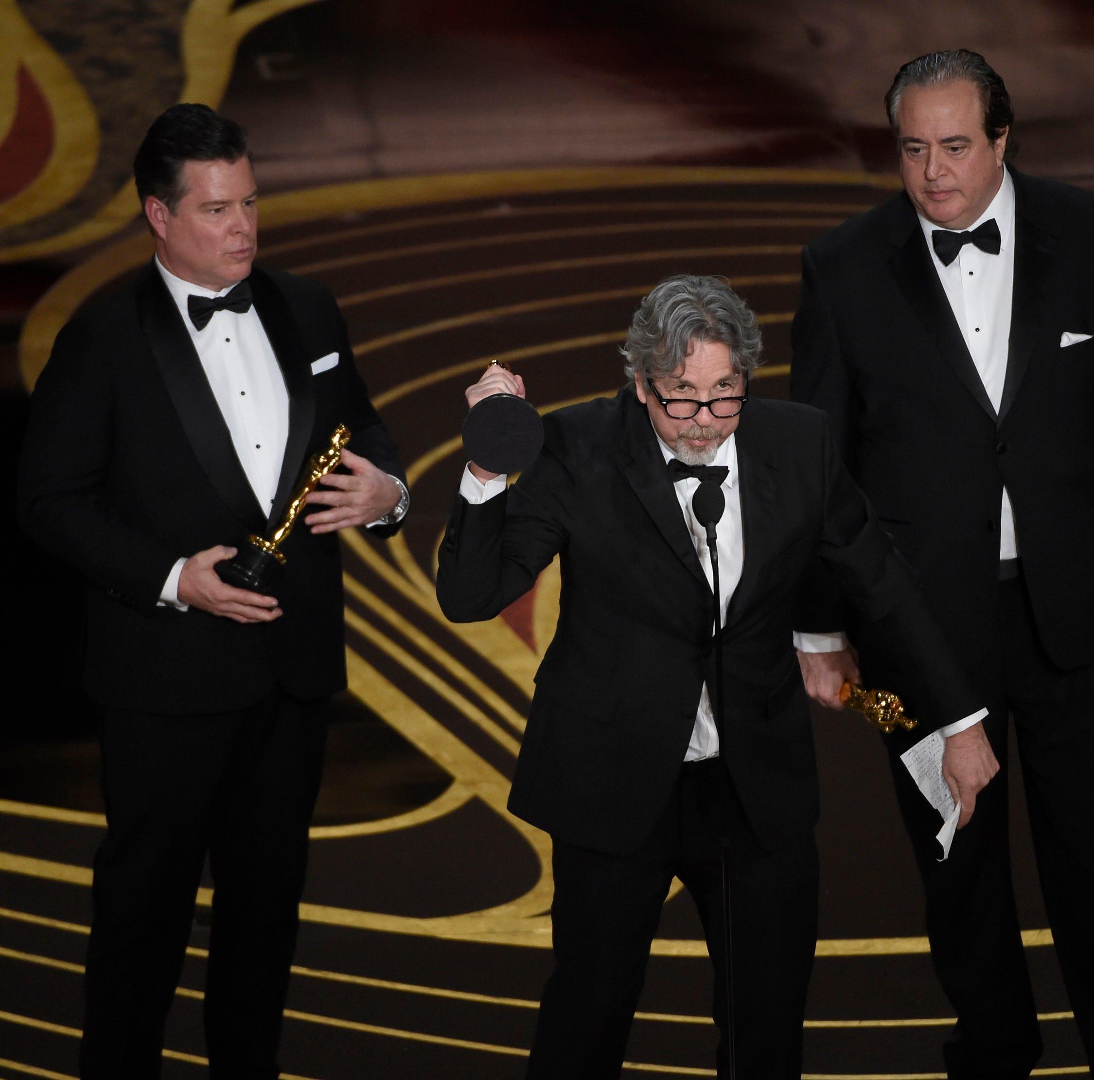 Shinola watches are 'saving Detroit,' Oscar winner says in speech