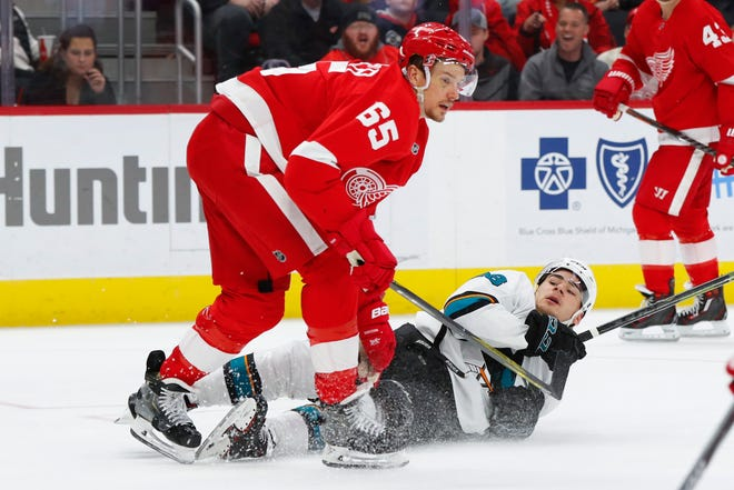 Defenseman Danny DeKeyser dealt with injuries last season, but when healthy played some of the best hockey of his career.
