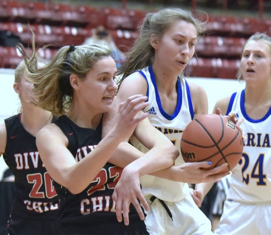 Sara Sylvester and Birmingham Marian are ranked No. 3 in the state and No. 2 in the North.