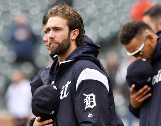 Left-hander Daniel Norris has only pitched 5.1 innings this season and will miss a turn due to Friday's snowed out game.