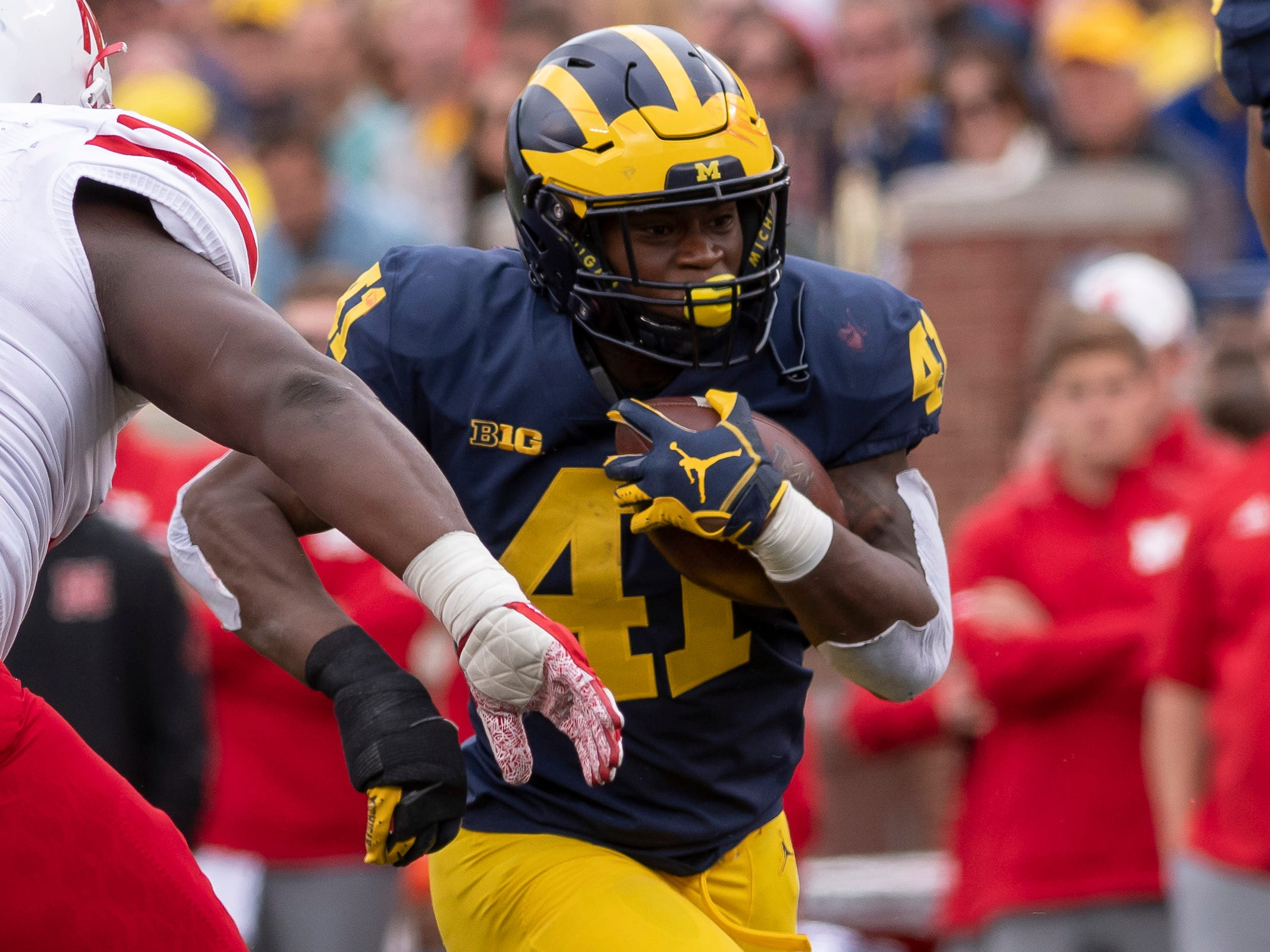 """RUNNING BACK: Christian Turner – Turner played in three games last season as a freshman and was able to preserve his redshirt. With the status of veteran back Chris Evans unknown – he currently is """"not with the team"""" -- Turner could be the heir apparent. Turner had 99 yards on 20 carries last season, including seven for 32 in the bowl game."""