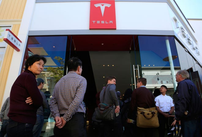 Some customers who waited in line to put $1,000 deposits on the Tesla Model 3 nearly three years ago are now waiting for the return of their deposits. A Tesla spokeswoman declined to say how long it's taking on average to resolve requests.