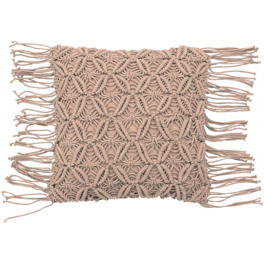 The 18-inch by 18-inch French Connection Avery Pillow is regularly $100.
