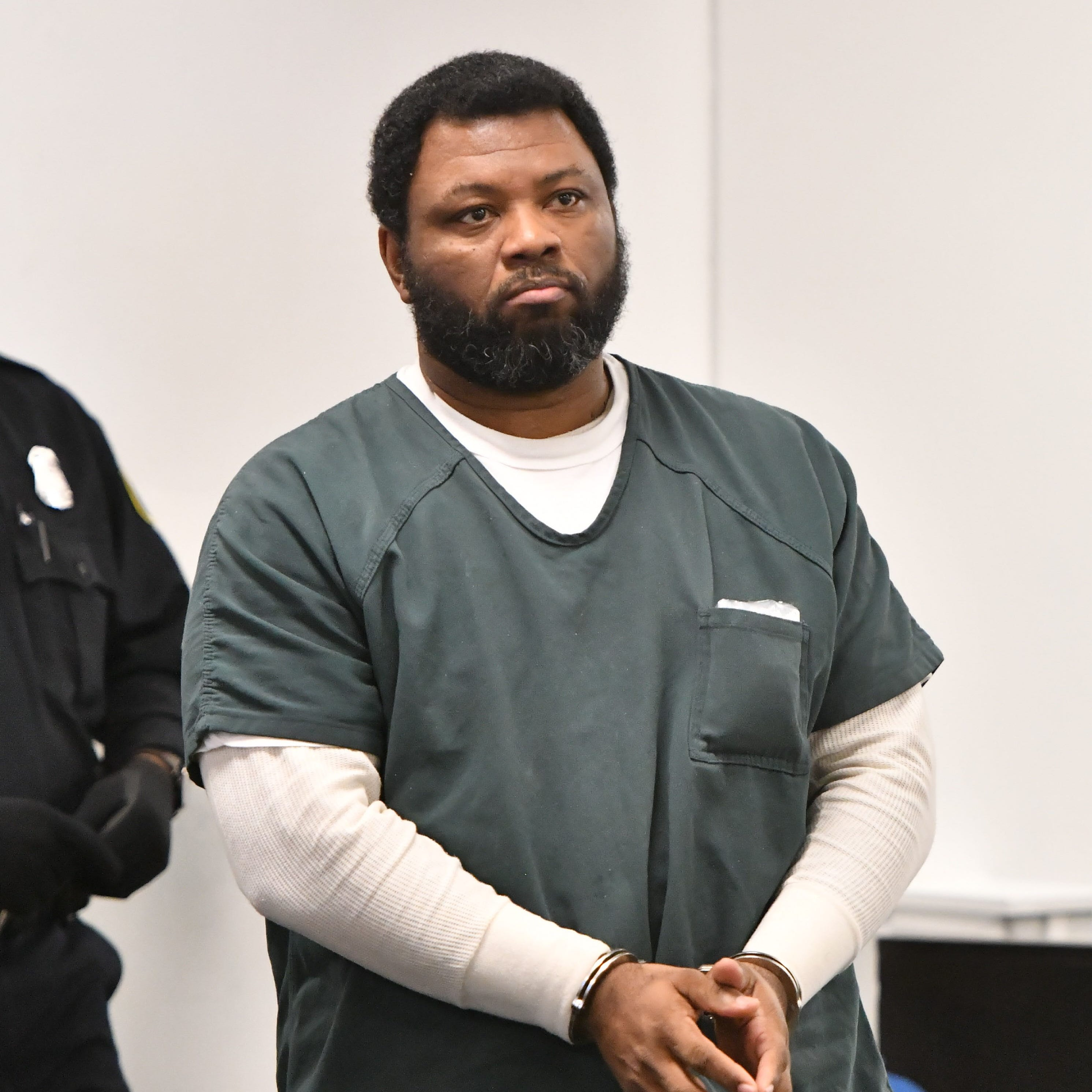 Sex worker says pastor charged in Detroit slaying was a customer