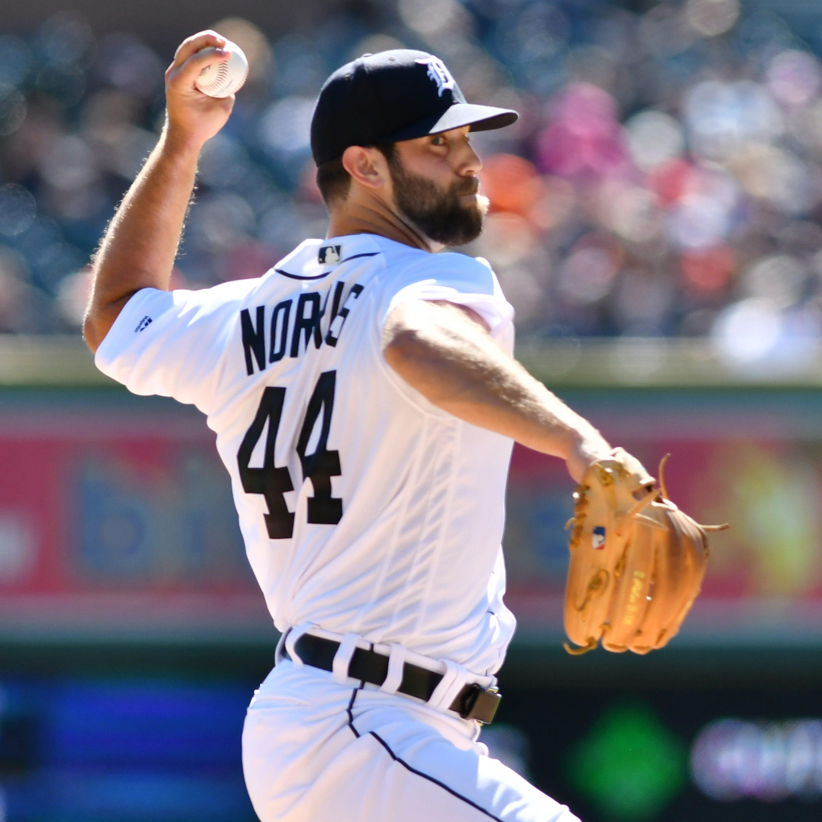 Jordan Zimmermann's tip helps Tigers' Daniel Norris gain immediate uptick in velocity