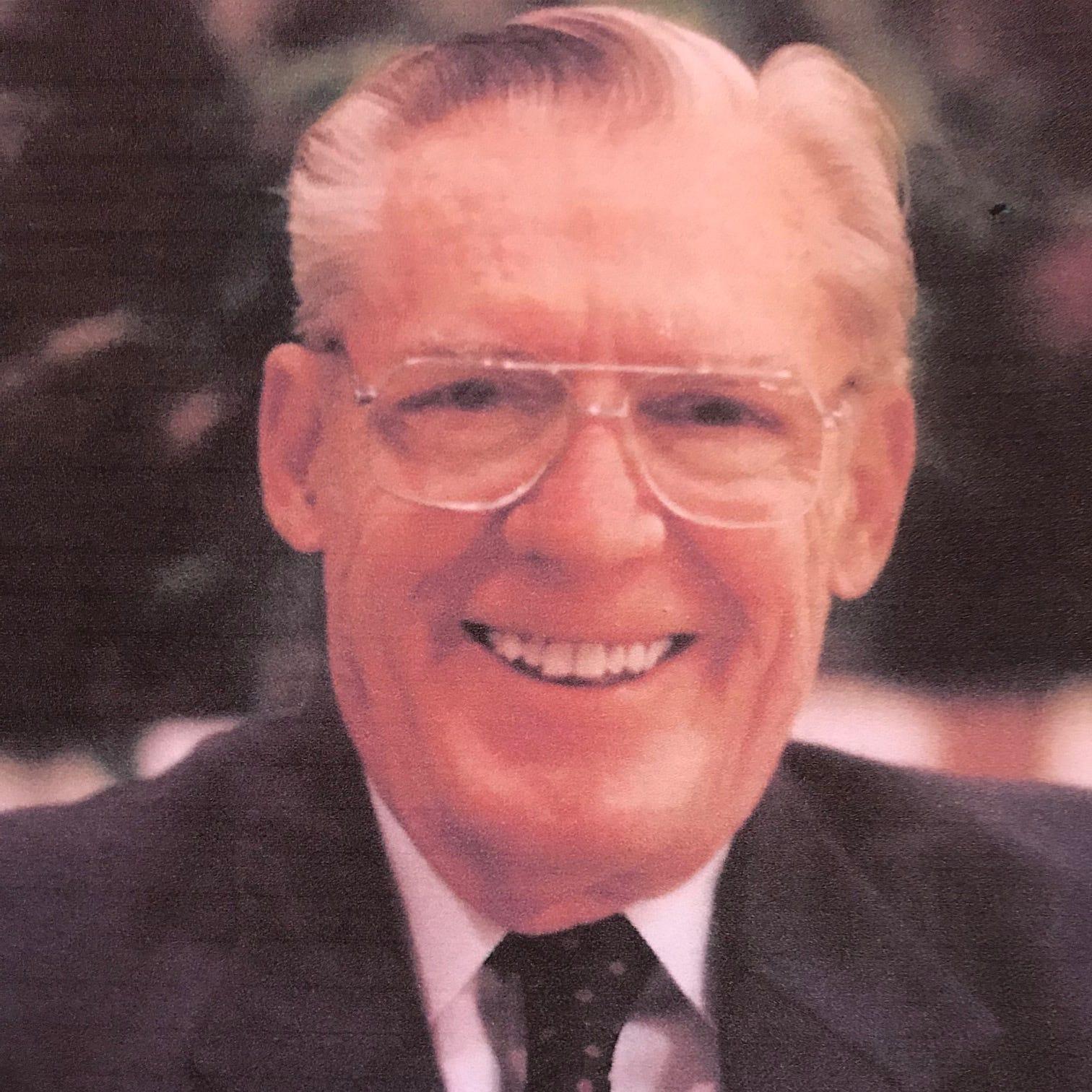 Former GOP Congressman Bill Broomfield dead at 96