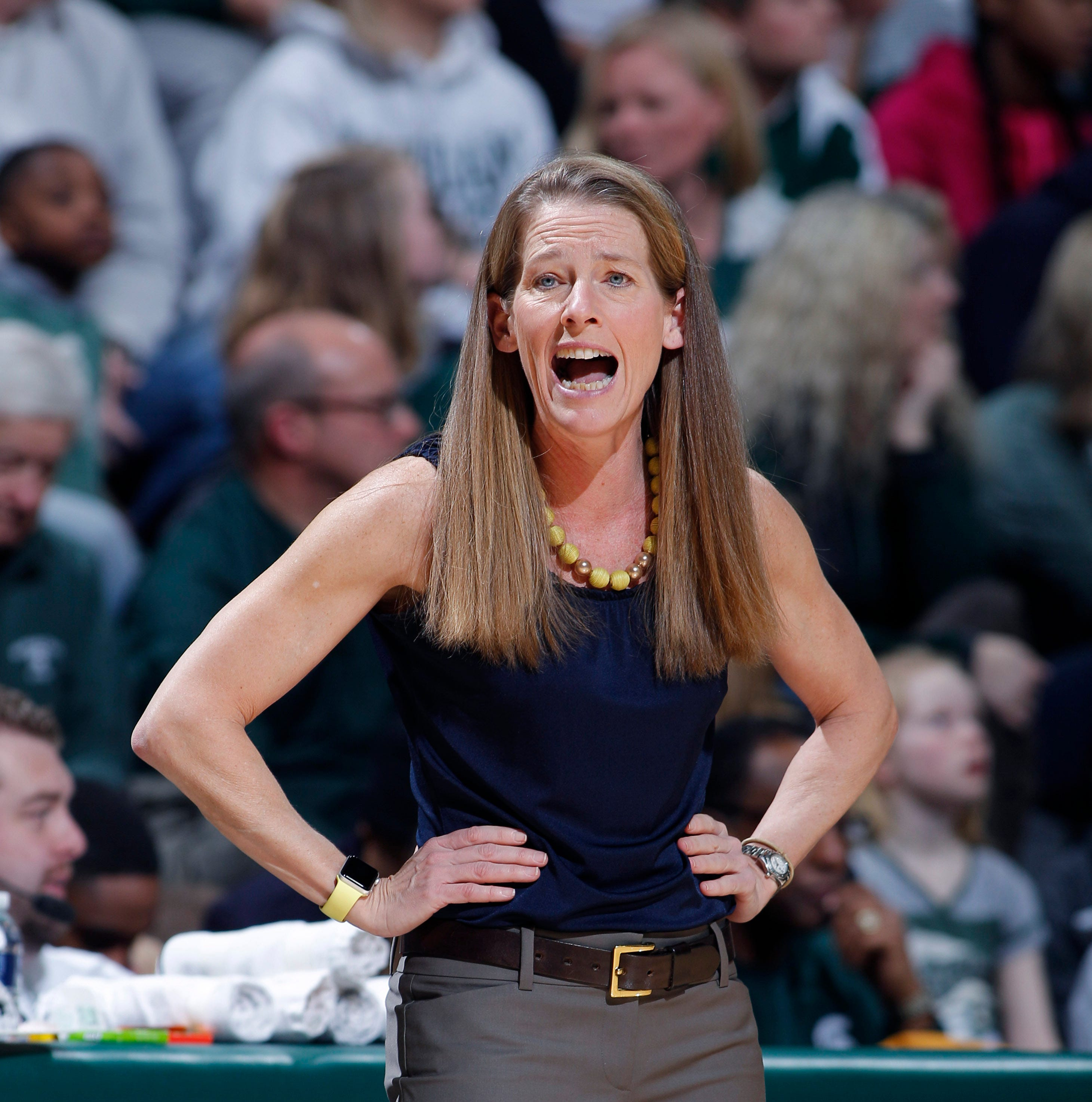 Wolverines, Spartans face interesting early matchups in NCAA women's tournament