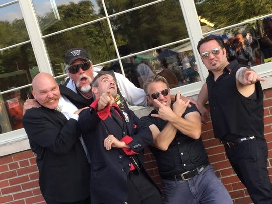 Black Jake & the Carnies will play Friday at Otus Supply in Ferndale
