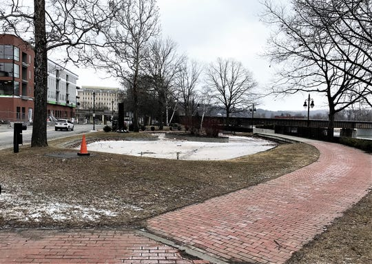 The City of Elmira is looking to make improvements to Mark Twain Riverfront Park using portions of a state grant.