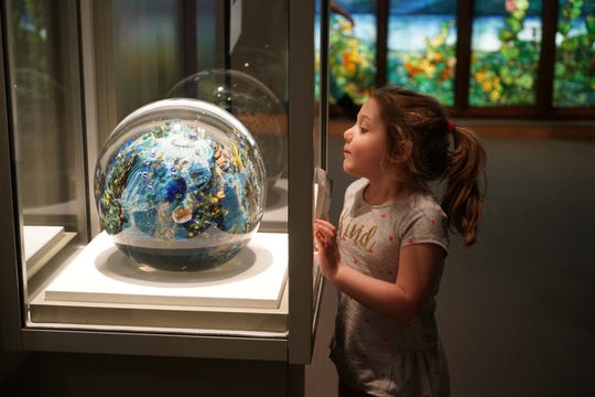 Family Night at the Museum, hosted by the Corning Museum of Glass, provides a free night of entertainment, music and art.