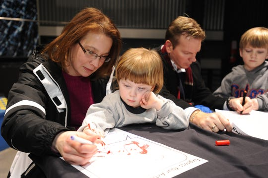 The Corning Museum of Glass will hold Family Night at the Museum Friday.