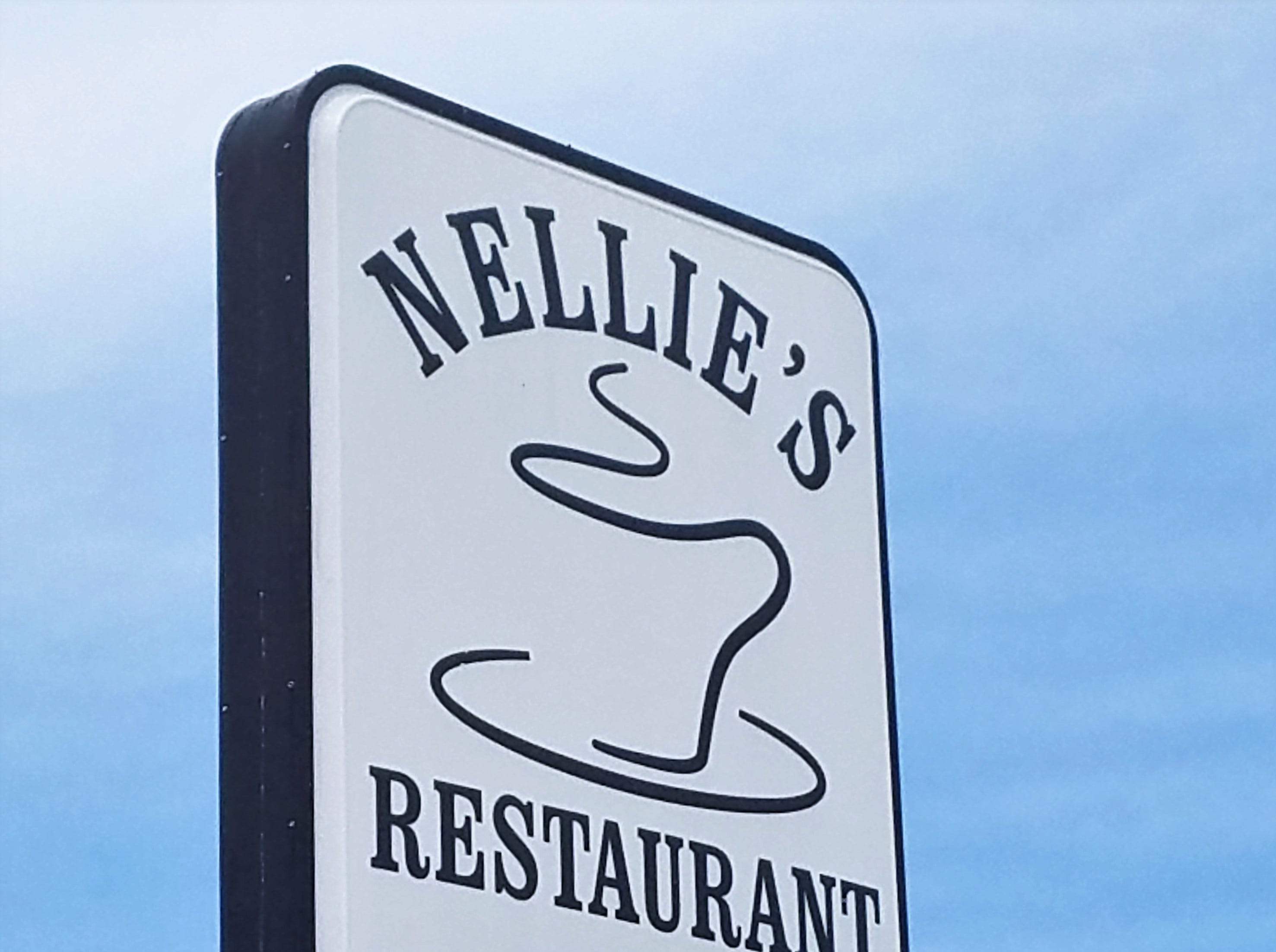 Nellie's Restaurant is located at 8566 Ruffian Ln. in Newburgh.