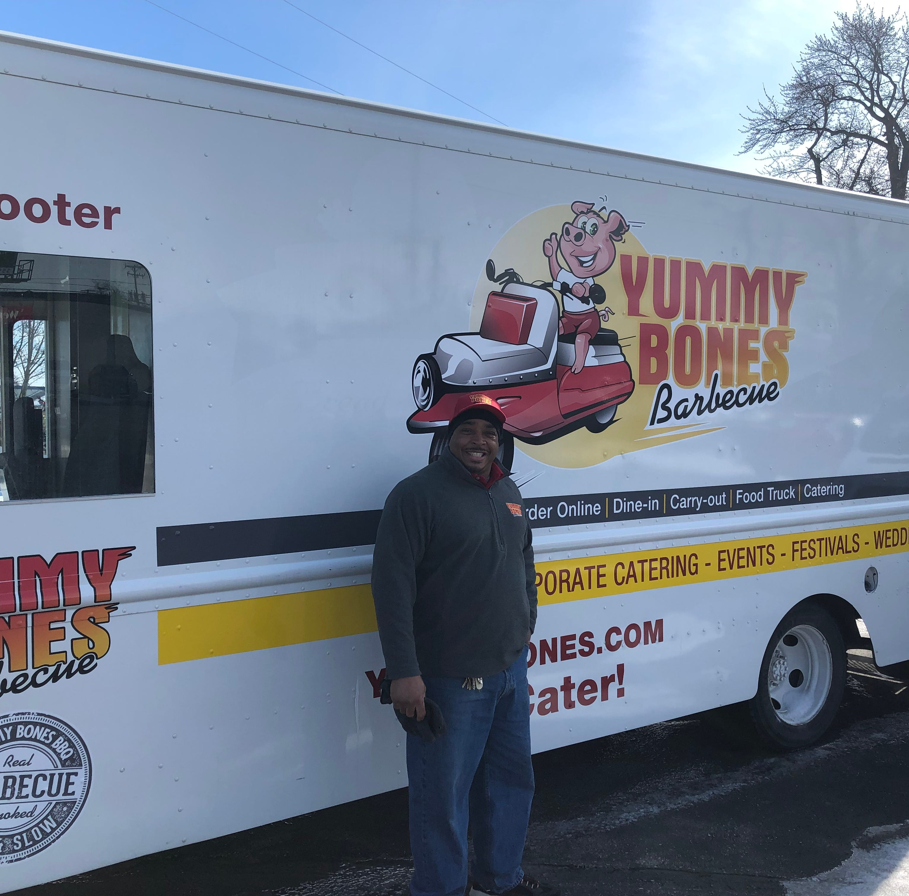 FDL eatery Yummy Bones opens up a food truck to serve festivals, events | Streetwise