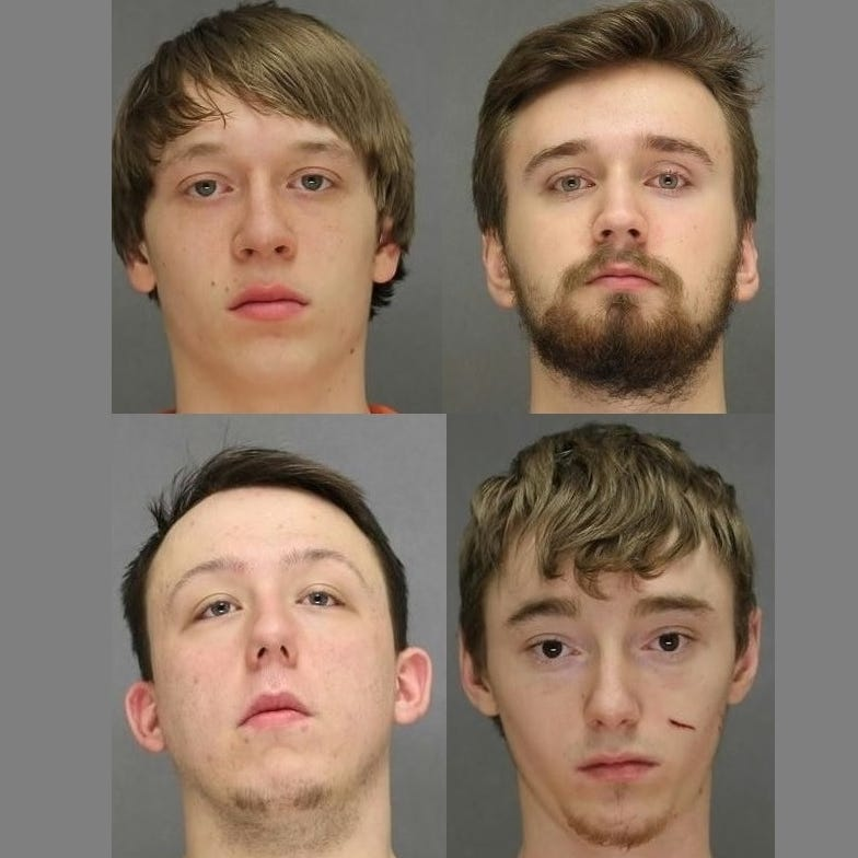 4 charged in shooting death of Green Bay Preble High School student Federico Abarca
